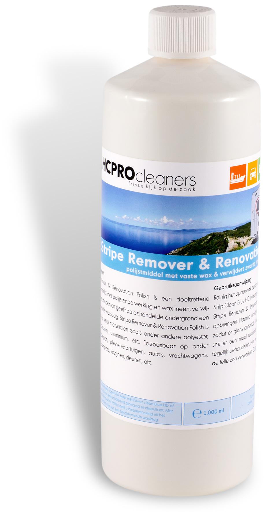 Stripe Remover & Renovation Polish